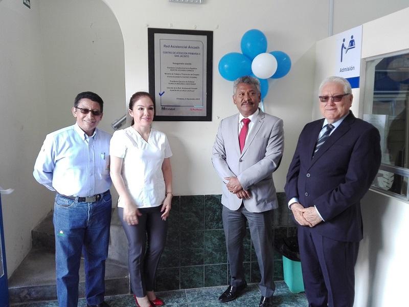 San Jacinto: centro médico de EsSalud se traslada a nueva sede para mejorar atención - Diario Digital Chimbote en Línea