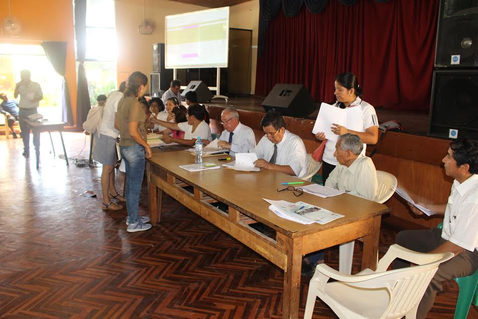 Contrato docente 2016 ugel santa cronograma plan de for Plazas vacantes concurso docente 2016