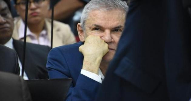 Jueza dicta 24 meses de prisión preventiva para Luis Castañeda