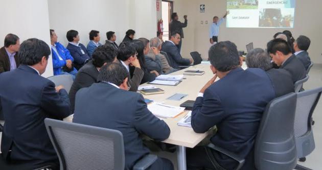Autoridad para Reconstrucción con Cambios sesiona hoy en Chimbote — PERÚ