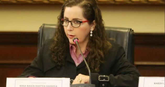 Aráoz: tendríamos que cambiar al procurador del caso Lava Jato