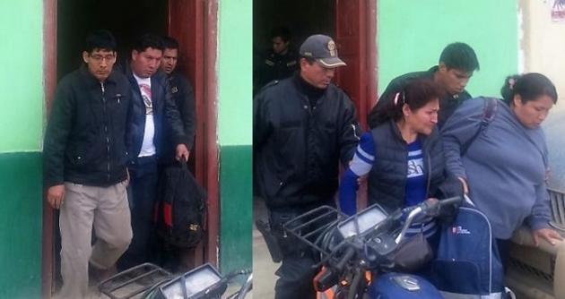 Áncash: Policía detiene a 4 presuntos secuestradores de menores