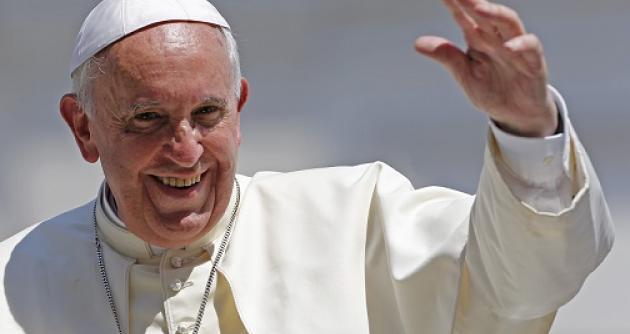 Papa Francisco saluda a fieles del norte peruano