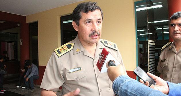 Designan a nuevo jefe policial en La Libertad