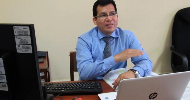 Fiscal llegó con olor a alcohol y juez decide suspender audiencia — Chimbote