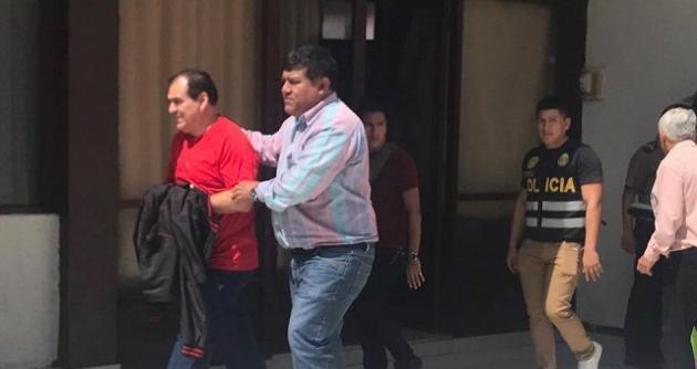 PERÚ: Trasladan a presunto testaferro de César Álvarez a juzgado de Lima
