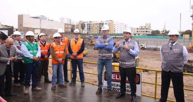 Hospital de la Policía estará listo en 2do semestre del 2018 — Perú