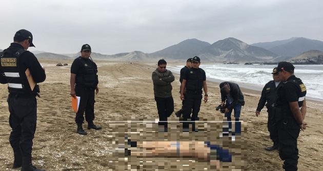 Pescador artesanal muere ahogado en Atahualpa — Nuevo Chimbote