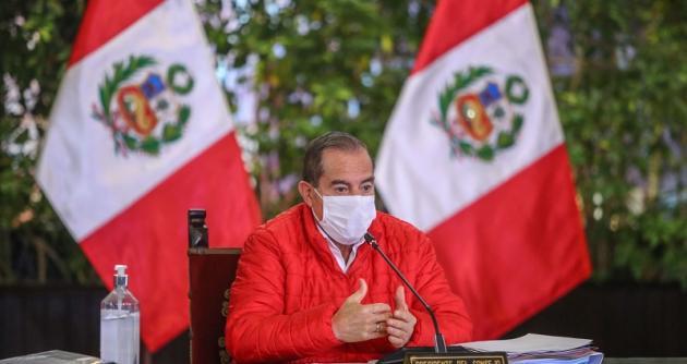 Congreso rechazó la vacancia del presidente Martín Vizcarra — Crisis política