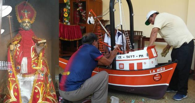 Huanchaco brinda multitudinario recibimiento al Papa Francisco