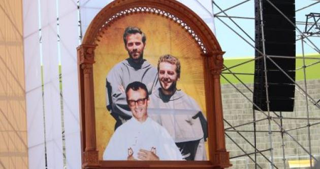 Papa Francisco: así recibió Trujillo a la Virgen de la Puerta