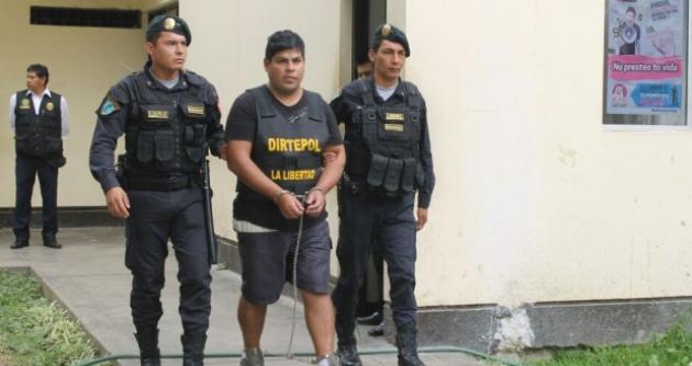 Detienen a requisitoriado por el delito de violación — Trujillo