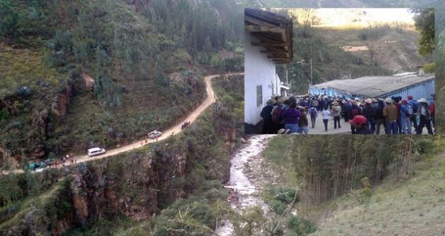 Cuatro muertos y ocho heridos deja caída de combi a abismo — Áncash