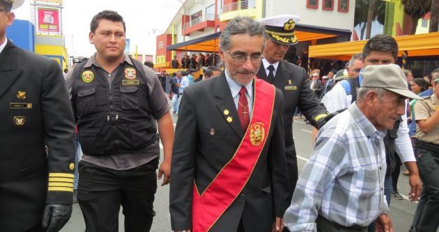 JNE vaca como gobernador regional al preso Waldo Ríos Salcedo — Áncash